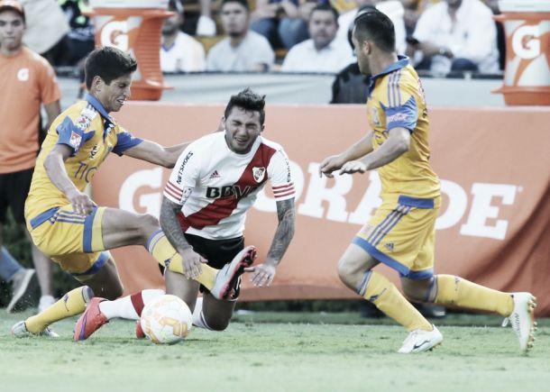 River volvió a Argentina y espera por la final, con tres bajas
