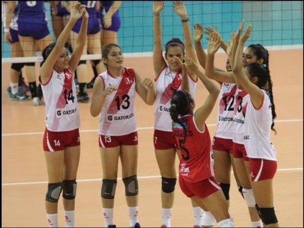 Mundial de Voleibol de Menores: Perú debuta con triunfo