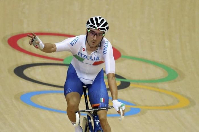 Rio 2016, ciclismo su pista: Elia Viviani è medaglia d'oro nell'omnium