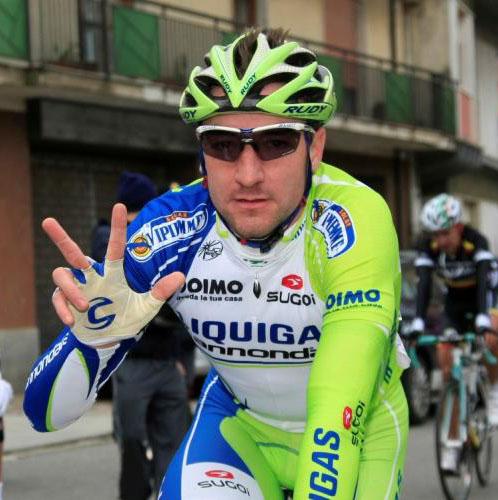 Viviani se hace con la primera etapa del Tour de Pekín