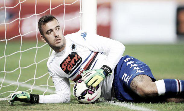 """Viviano al settimo cielo: """"La Sampdoria è la mia Nazionale"""""""