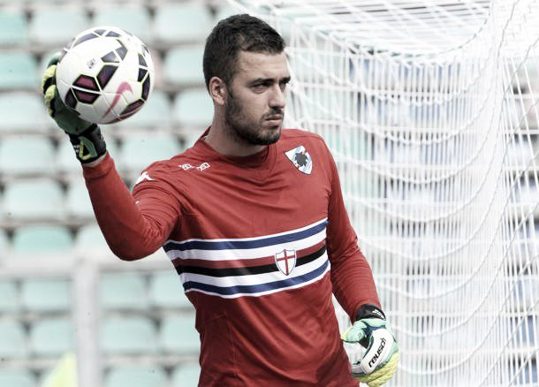 """Sampdoria, Viviano: """"Voglio restare qui. Ad Empoli per vincere"""""""