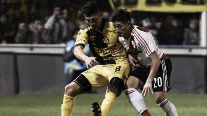 El Millo lo dio vuelta en Bahía Blanca (1-2)