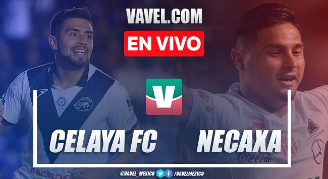 Resumen y gol: Celaya FC 1-0 Necaxa en Copa MX 2019