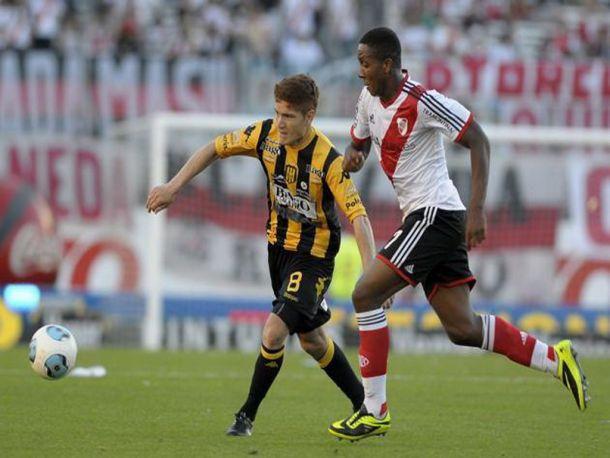 Resultado River Plate - Olimpo 2014 (1-1)