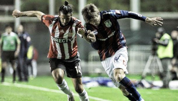 Resultado San Lorenzo - Estudiantes de La Plata 2014 (4-0)