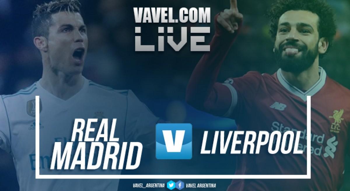 Resumen Real Madrid vs Liverpoolen final de Champions League (3-1)