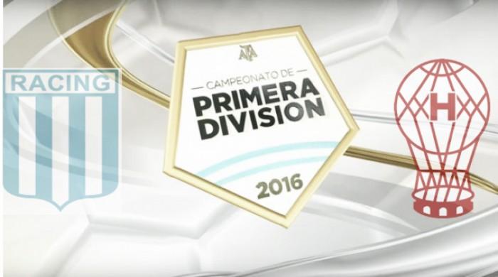 Resultado Huracán 0-1 Racing en el Torneo de Transición 2016