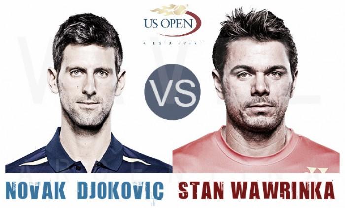Djokovic vs Wawrinka EN VIVO ahora en la final del US Open 2016