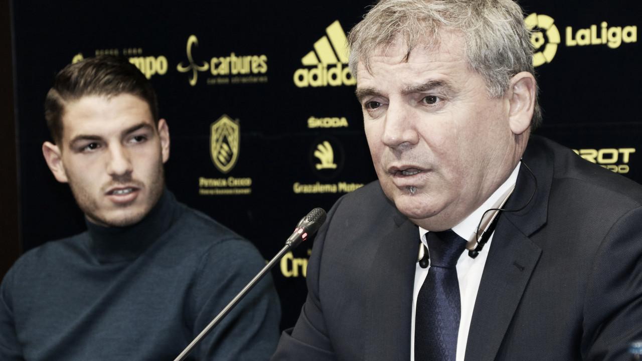 """Vizcaíno: """"El de Manu Vallejo será el traspaso más importante de Segunda"""""""