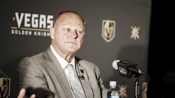 Gerard Gallant, nuevo entrenador de New York Rangers