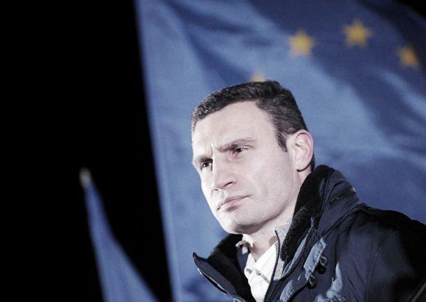El campeón que soñó con ser presidente, Vitali Klitschko