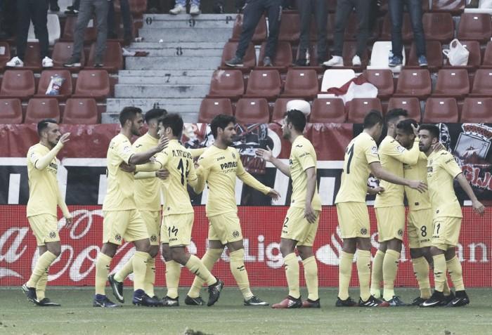Liga, il Villarreal domina a Gijòn e continua a volare (1-3)
