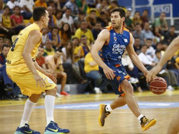 Valencia Basket pierde la cuarta plaza ante el subcampeón de la Eurocup