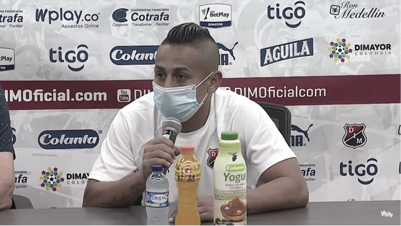 """Vladimir Hernández: """"Una victoria importante porque era lo que veníamos buscando"""""""