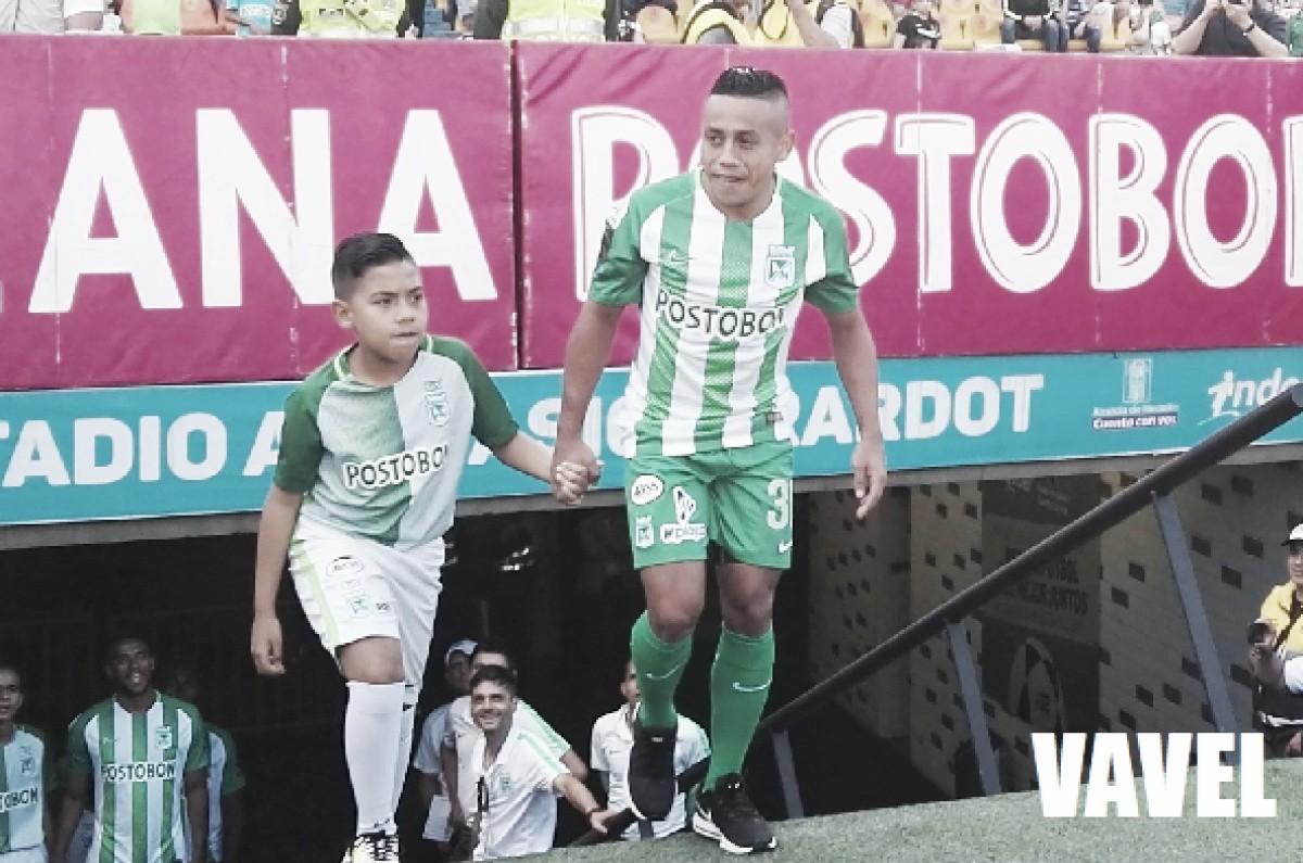 """Vladimir Hernández: """"Colo Colo es un rival muy complicado, pero el equipo estaba mentalizado en ganar"""""""