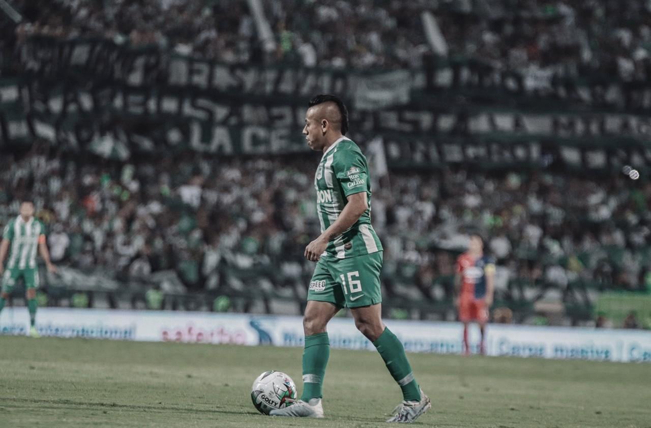 """Vladimir Hernández: """"Nosotros vamos con la convicción de sacar los tres puntos y hacer un buen juego"""""""