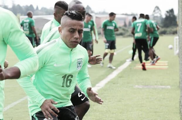 """""""Estamos pensando en la Liga y en la Copa"""": Vladimir Hernández"""