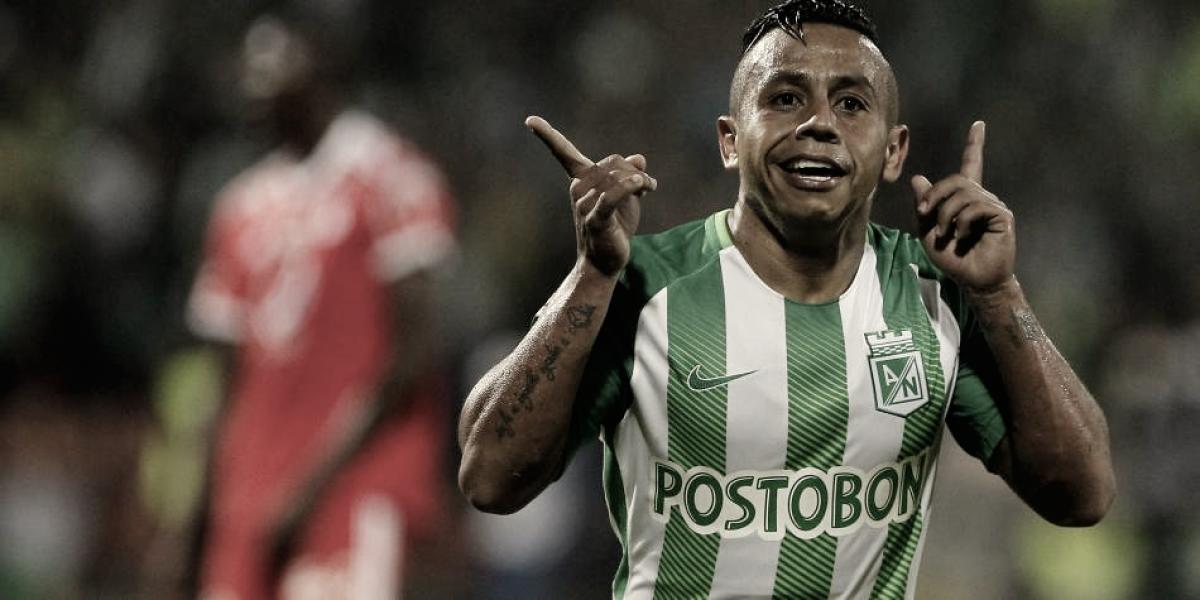 """Vladimir Hernández: """"Espero alzar el primer título con Nacional"""""""