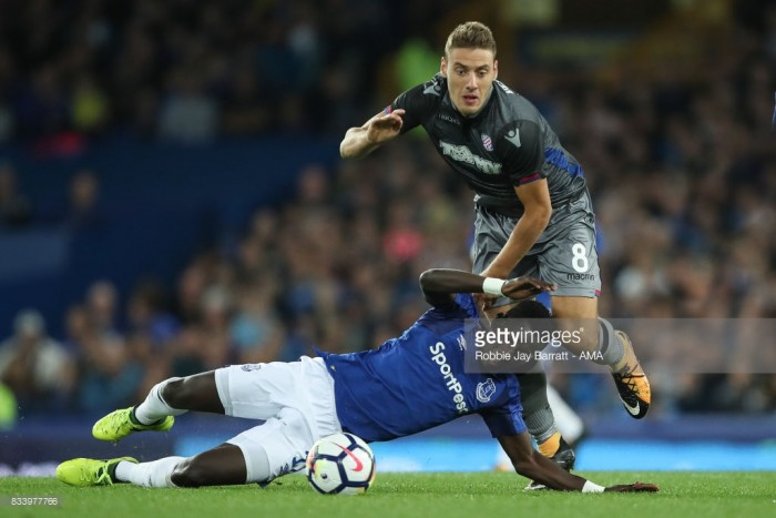 Everton target Nikola Vlasic given permission to leave Croatia U21 training