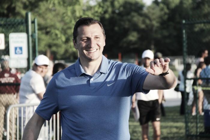Vlatko Andonovski moving on from FC Kansas City to Seattle Reign
