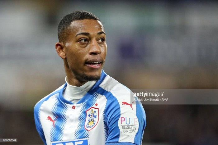 Van La Parra open about using Huddersfield as stepping stone