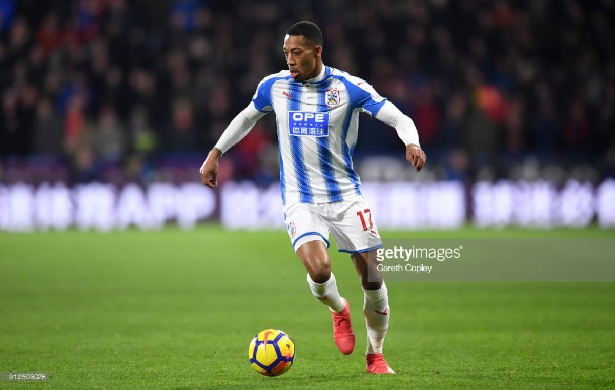 Rajiv van la Parra: Huddersfield have to 'play their own game' against Brighton