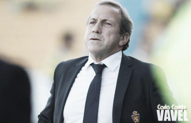 """Víctor Muñoz: """"El gol anulado al Alcorcón ha sido un punto de inflexión"""""""