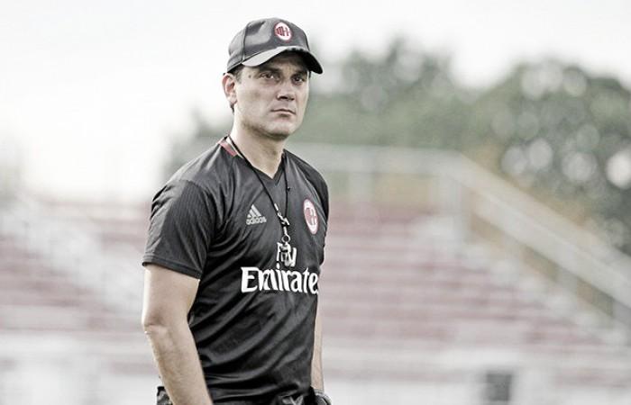 """Milan, Montella in conferenza stampa: """"Abbiamo già dimenticato le due vittorie"""""""