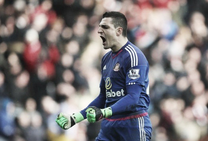 Mannone determined to succeed
