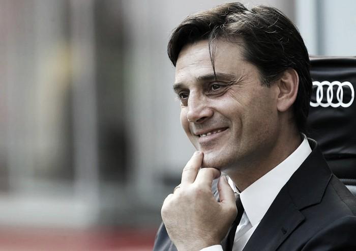 """Milan, parla Montella: """"Montolivo è insostituibile"""""""