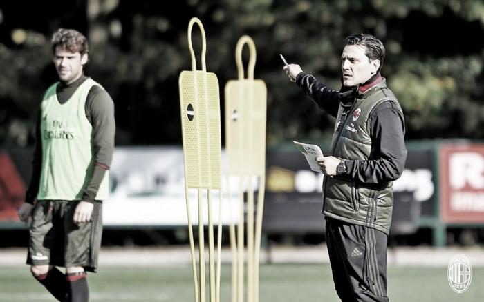 Infortunati Milan: Zapata torna in gruppo