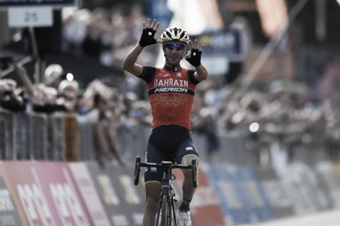 Giro di Lombardia 2017, Nibali trionfa ancora a Como