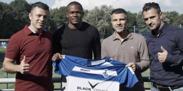 Duisburg complete coup with Obinna arrival
