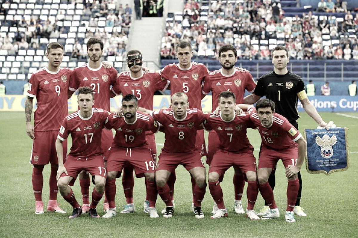 Com desfalque de Mário Fernandes, Rússia convoca 28 atletas para amistoso contra Brasil