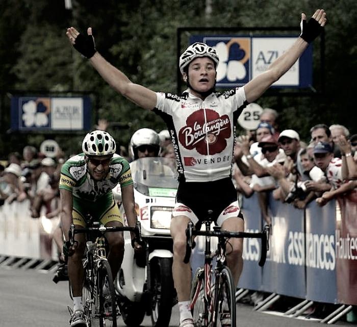 Les 12 travaux de Thomas Voeckler (1/12) : Championnat de France 2004