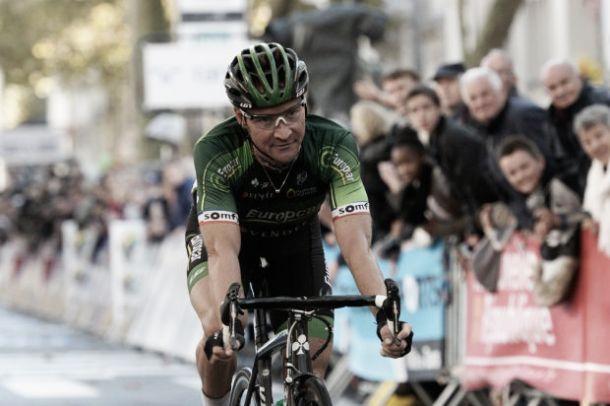 Voeckler, multado por no acudir al podio de París-Tours