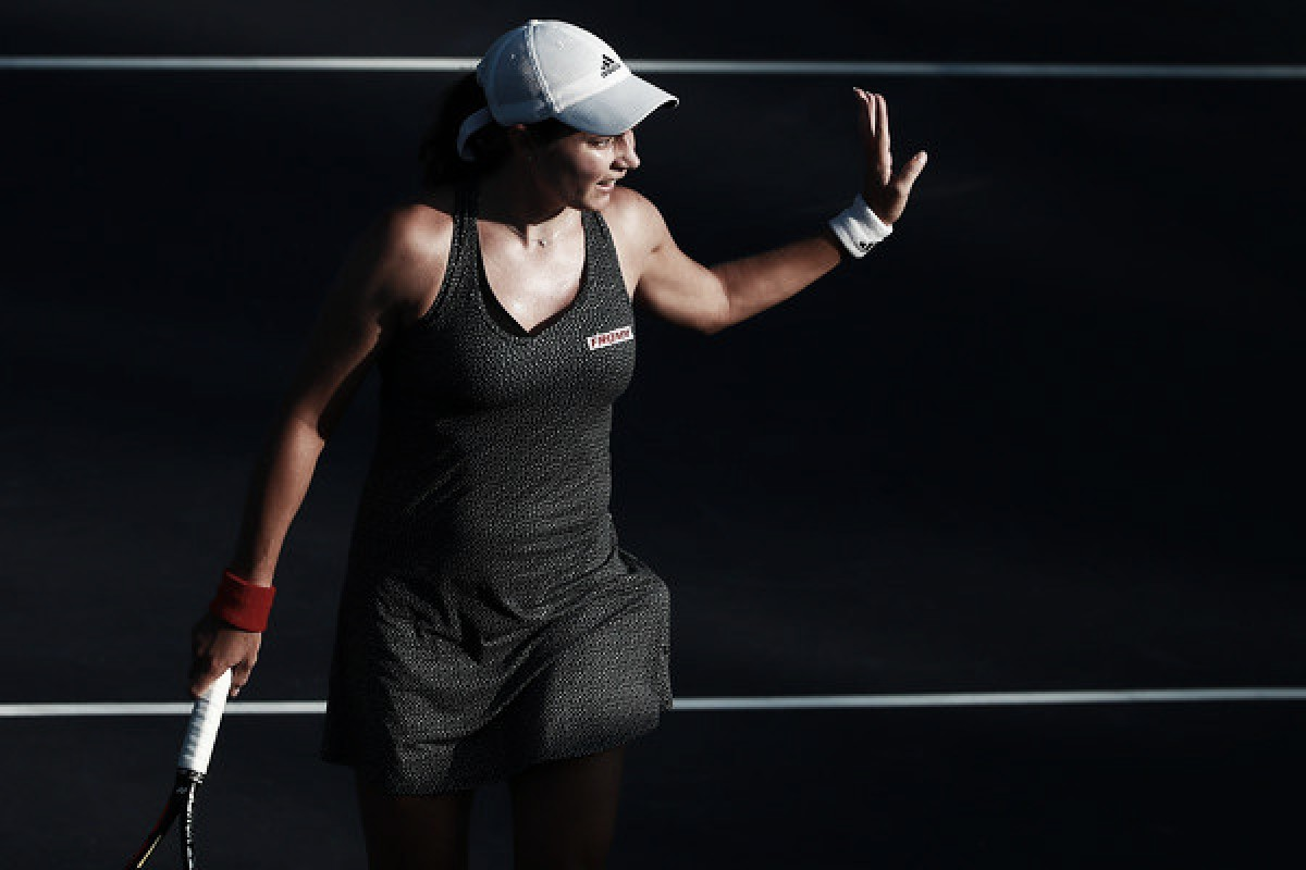 WTA Acapulco: Stefanie Voegele produces flawless display, stuns top seed Sloane Stephens in three