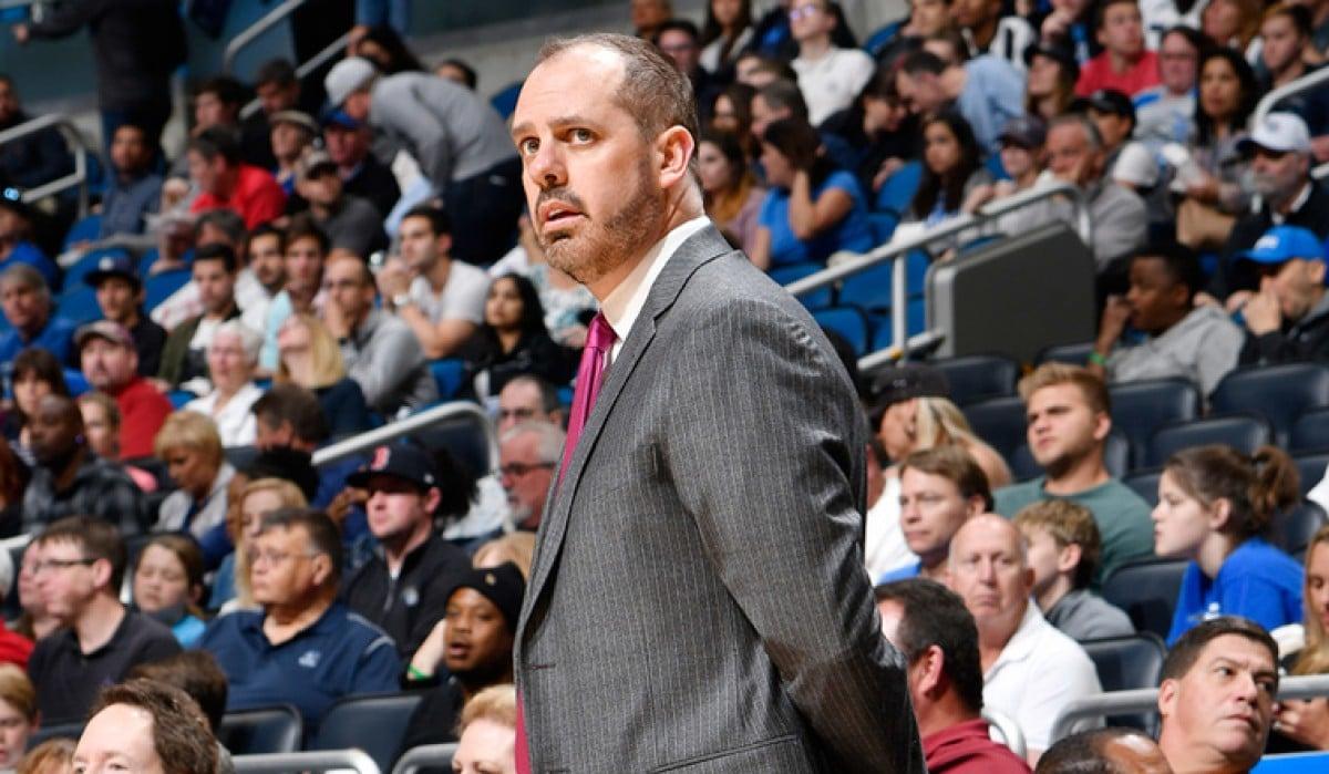 NBA - Cambiano anche i Magic, licenziato coach Frank Vogel