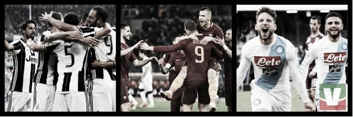 Serie A - La Roma crea la volata Scudetto