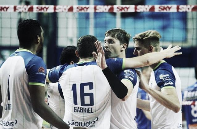 Fora de casa, São Judas conquista sua primeira vitória na Superliga