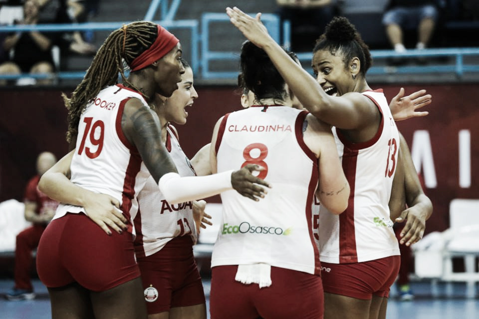 No tie-break, Osasco-Audax vence Barueri pela Superliga
