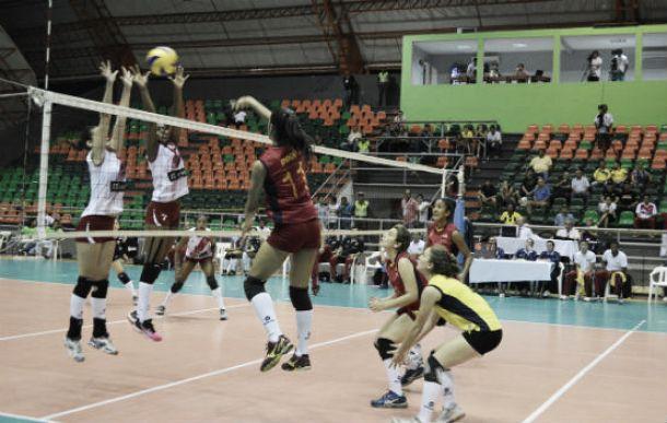 Colombia última en el Sudamericano Sub-19 de Voleibol