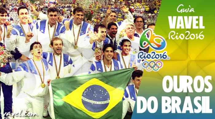 Ouro Olímpico: relembre a trajetória da Seleção Brasileira de vôlei nos Jogos de Barcelona 1992