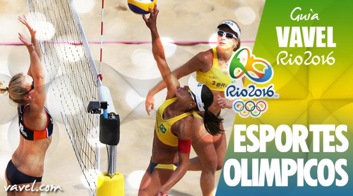Vôlei de praia: tudo o que você precisa saber para o Rio 2016