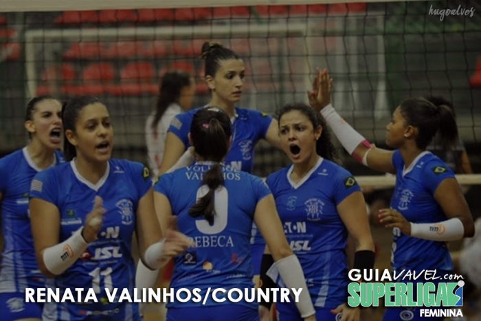 Superliga 2016/17 na VAVEL: Renata Valinhos/Country