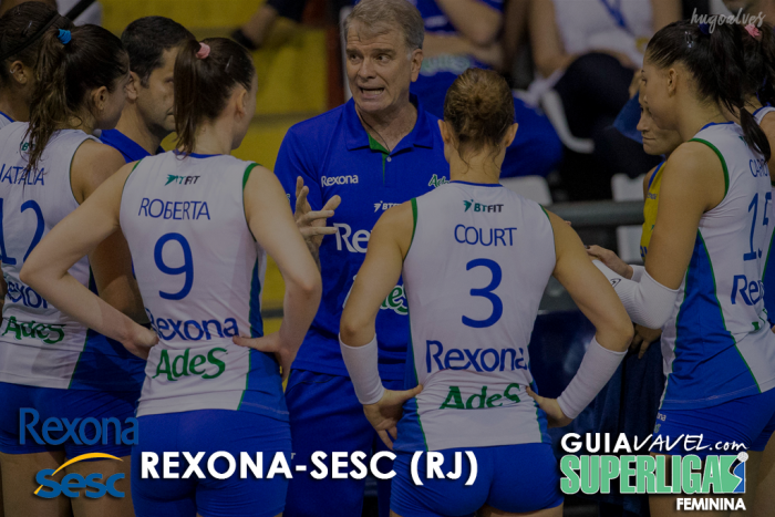 Superliga 2016/17 na VAVEL: Rexona-SESC