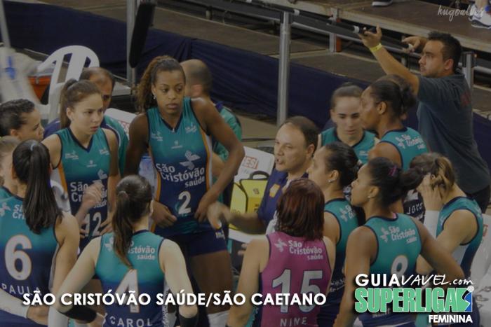 Superliga 2016/17 na VAVEL: São Cristóvão Saúde/São Caetano