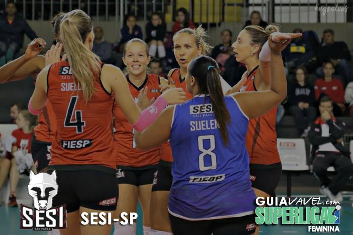 Superliga 2016/17 na VAVEL: Sesi-SP