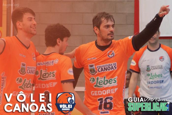 Superliga 2016/17 na VAVEL: Vôlei Canoas
